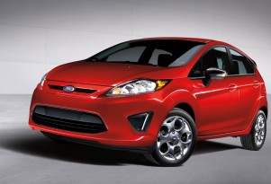 High-MPG 2012 Ford Fiesta: More Style With New Customization Packs