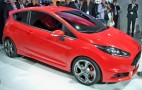 Ford Fiesta ST Concept Live Photos: 2011 Frankfurt Auto Show