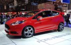 2013 Ford Fiesta ST Live Photos: 2012 Geneva Motor Show