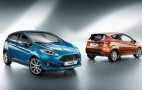 2014 Ford Fiesta Preview: 2012 Paris Auto Show