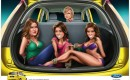 Ford Figo ad featuring Paris Hilton and the Kardashians
