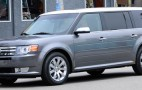 Ford Flex earns five-star NHTSA safety rating