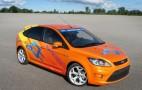 VentureBeat GreenBeat Tests 2012 Ford Focus Electric Prototype