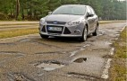 Ford On The Fight Against Potholes At European Test Centers