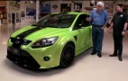 Ford Focus RS Touches Down In Jay Leno's Garage: Video