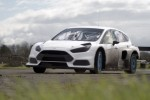Behind the scenes with the development of the Ford Focus RS RX