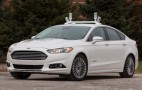 Ford Testing Autonomous Driving With Fusion Hybrid Research Vehicle
