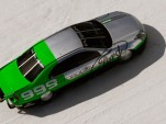Ford Fusion Hydrogen 999 breaks fuel-cell record