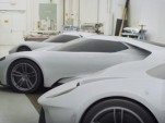 Ford GT design bucks