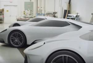 Ford GT design bucks