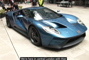 Ford GT in London