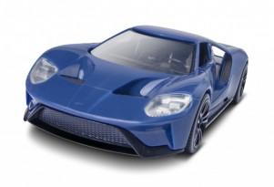 Ford GT snap-together model