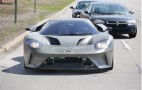 2017 Ford GT Spy Shots And Video