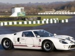 Ford GT40 Mk I, chassis 1003. Image: Fiskens