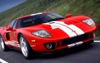Two early-build Ford GT supercars up for auction