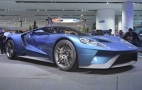 Ford To Unveil GT Race Car At 2015 24 Hours Of Le Mans: Report