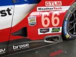 Ford GT race car, 2016 Rolex 24 At Daytona