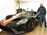 2017 Ford GT Job One