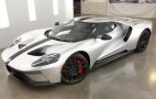 2017 Ford GT Competition Series cuts weight from already light carbon fiber supercar