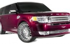 Ford mods Flex with Foose and Funkmaster