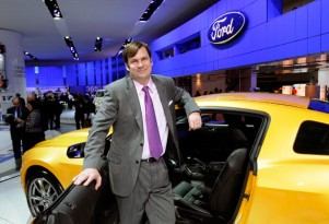 """Ford's Jim Farley Apologizes For Claiming, """"We Know What You're Doing"""""""