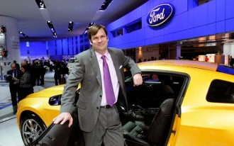 "Ford's Jim Farley Apologizes For Claiming, ""We Know What You're Doing"""