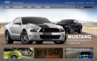 Ford Mustang Graphics,  the Next Wave of Factory Customization