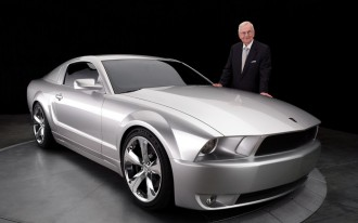 Introducing: The 2009 1/2 Iacocca 45th Anniversary Edition Ford Mustang