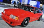 1993 Ford Mustang Cobra R Live Gallery: 2012 Chicago Auto Show