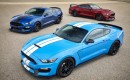 Ford Escape, Mercury Mariner, Shelby GT350/R Mustang recalled for oil and fuel leaks