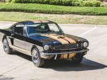 1966 Shelby GT350H owned by Carroll Shelby