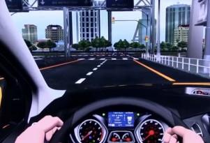 Ford OculusVR simulation screencap.