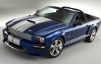 Ford releases Shelby GT Convertible