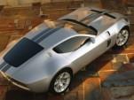 Ford Shelby GR-1 Concept Platform Model