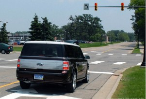 Ford Looks To Build Crash-Avoidance Smarts, Vehicle-To-Vehicle