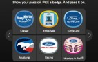 Ford Introduces Social Badges