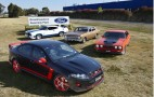 Ford Announces Final Falcon GT Muscle Sedan