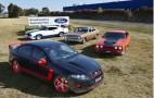 Ford Announces Final Falcon GT Muscle Sedan
