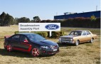 Ford Starts Production Of FPV Muscle Sedans