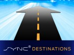 Ford SYNC Destinations app