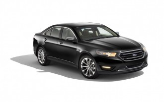 2013 Ford Taurus: Preview