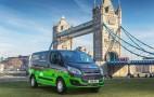 Ford to test plug-in hybrid Transit Custom van in London