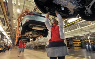 Ford, UAW Reach Tentative Agreement: 12,000 U.S. Jobs Added