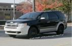 2011 Ford Explorer: Spy Shots