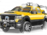 F-150 Heavy Duty DEWALT Contractor Concept