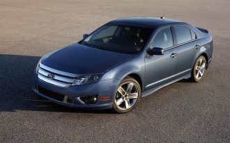 2010 Ford Fusion Hybrid: World-Class Fuel Economy And Technology