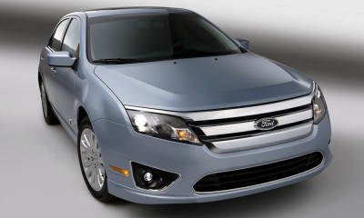 2010 Ford Fusion Photos