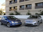 2010 Ford Fusion and previous-generation Fusion