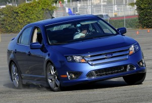 2010 Ford Fusion Pricing Announced - A Touch More Than Camry