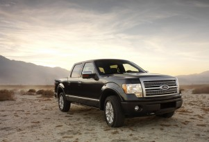 Ford F-Series Posts Positive December Sales Figures. Gains Market Share.